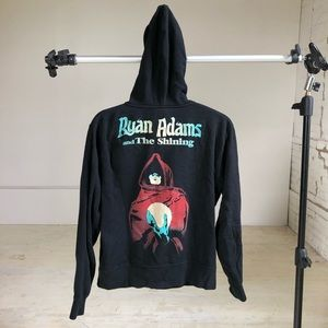 Ryan Adams and The Shining tour hoodie size small